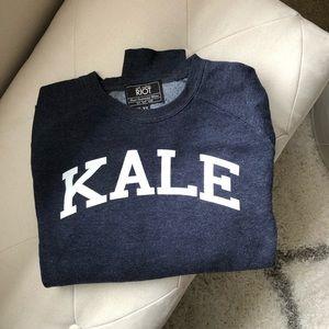 sub_urban riot Tops - Sub_Urban Riot Kale Sweatshirt
